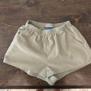 Tan shorts UO
